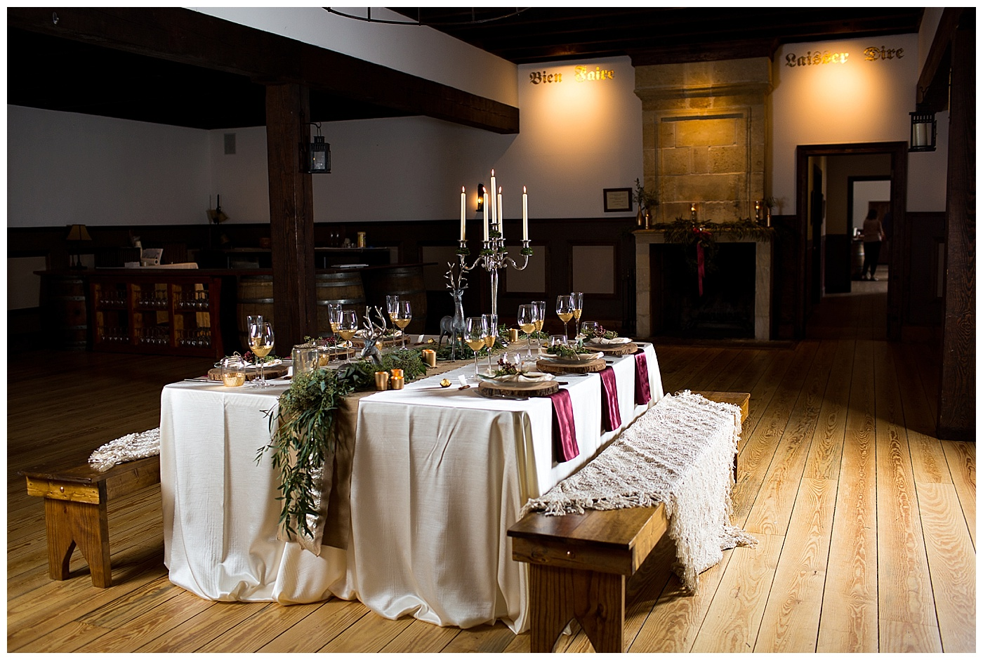 "<span class=""entry-title-primary"">Winter Wonderland Wedding 