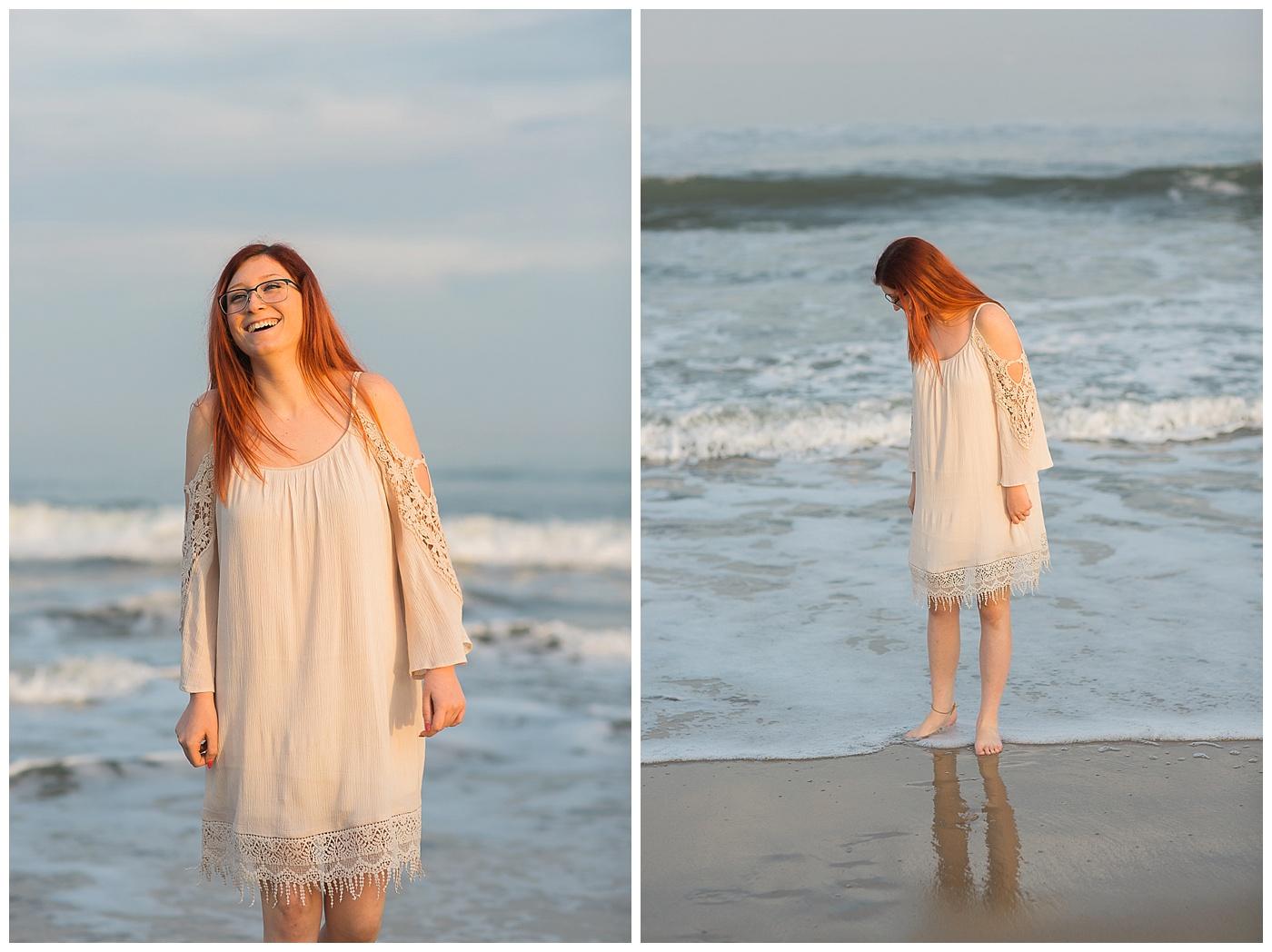 Kristina | Norfolk Christian Senior Photography