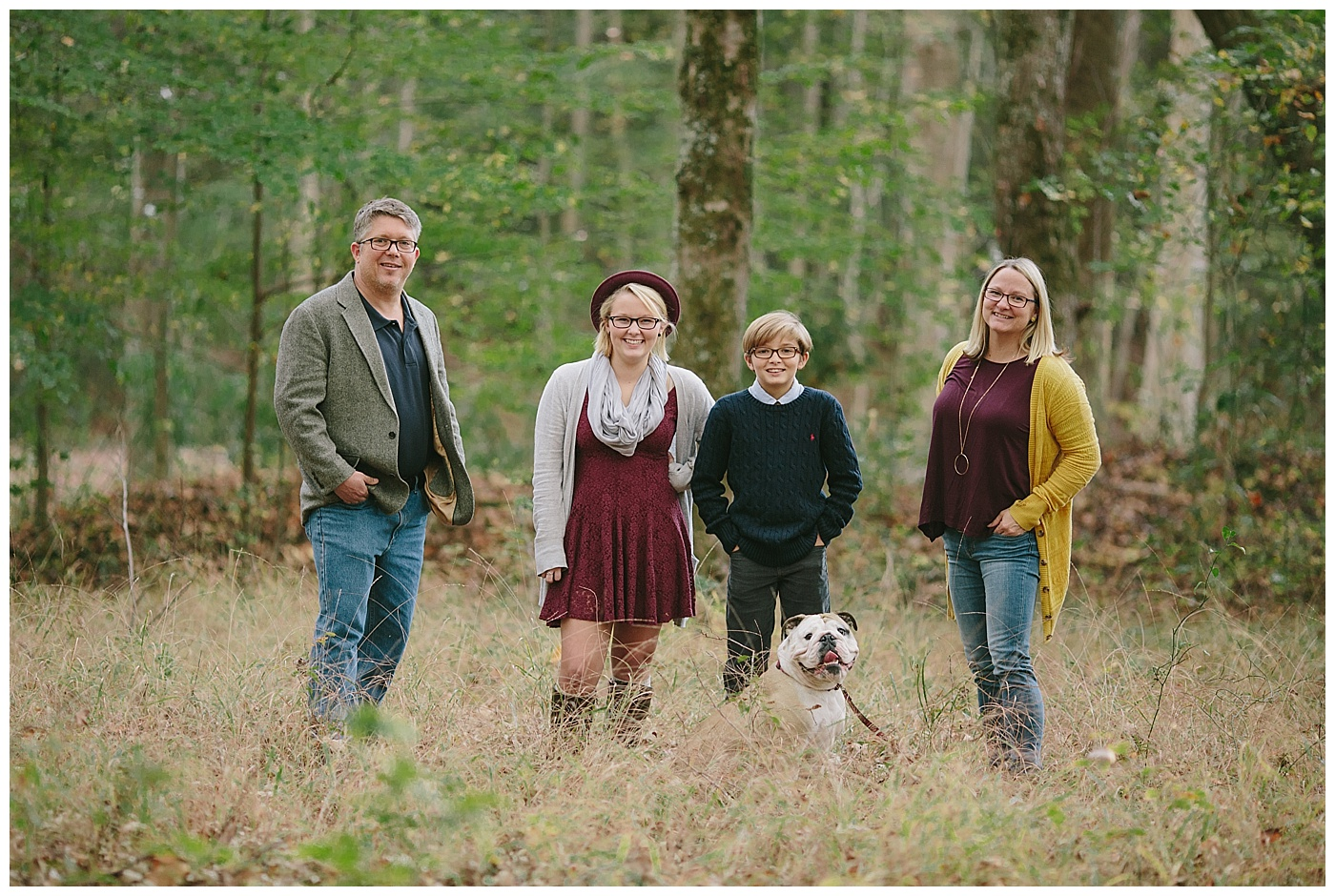 The Skaggs Family | Family Portrait Photography
