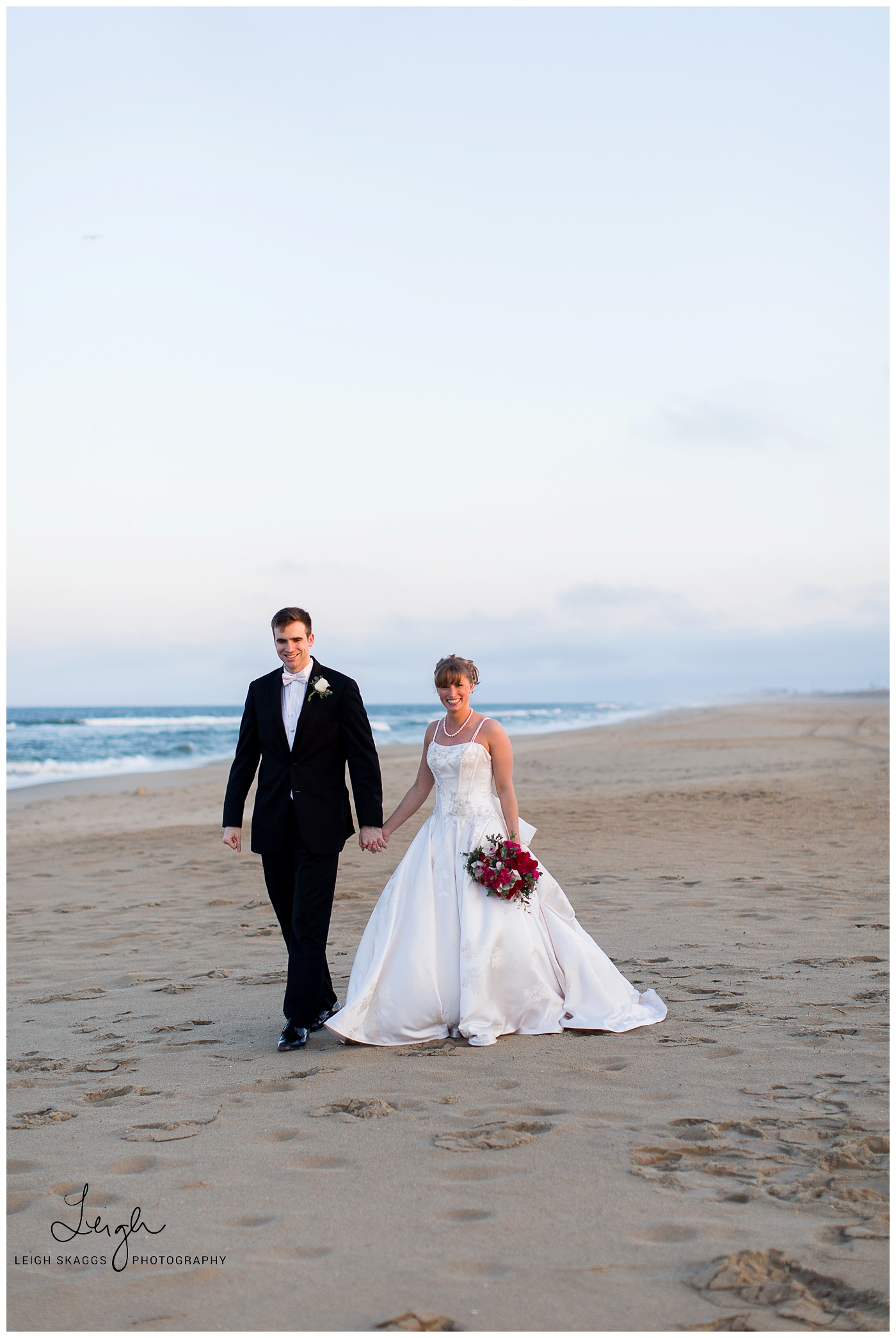 Colleen & David | Shifting Sands Wedding