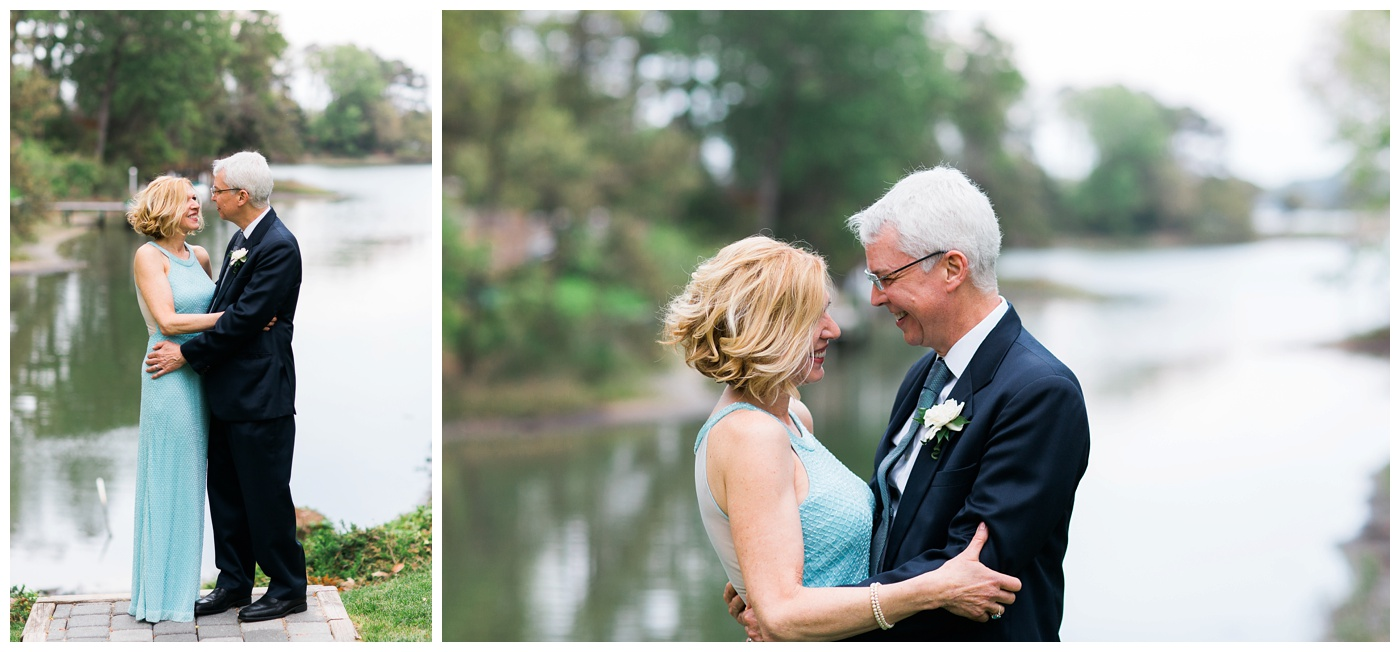 Patty & Matt | Backyard Wedding