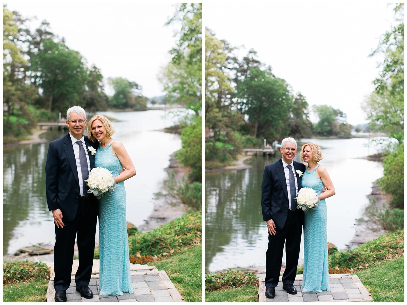 Patty & Matt   Backyard Wedding