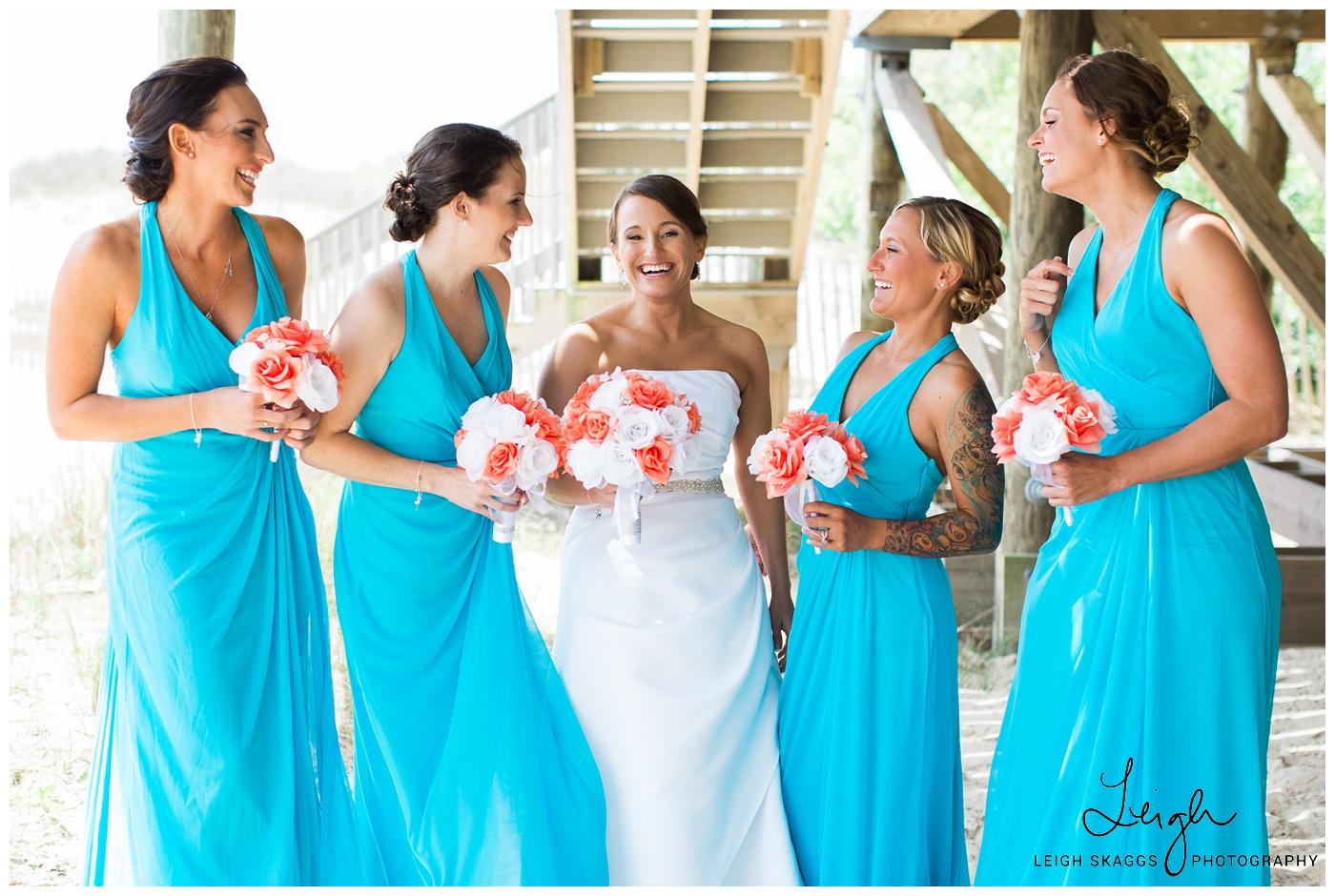Christa & Andy   Shifting Sands Beach Wedding