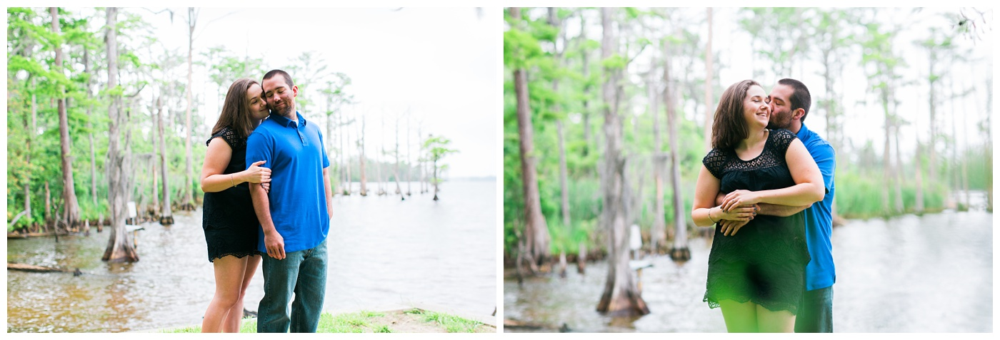 Ashley & Dan | Little River Engagement