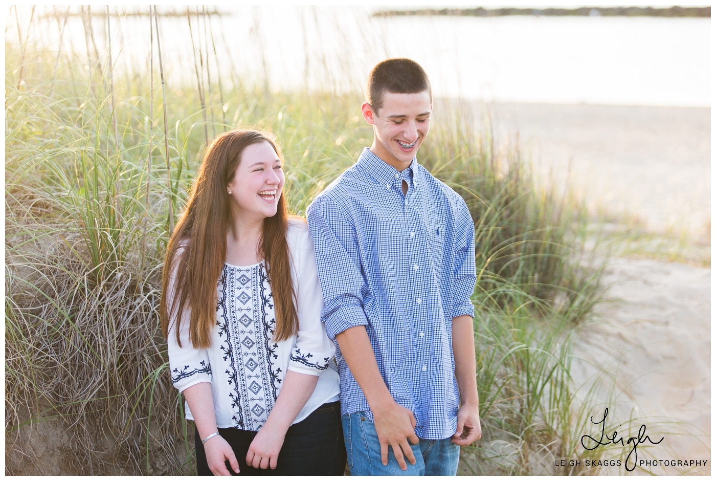 The Cole Family | Ocean View Portraits