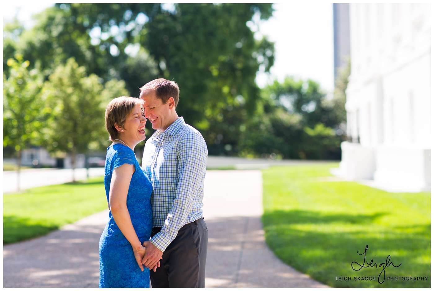 Andi & David | Richmond Virginia Engagement