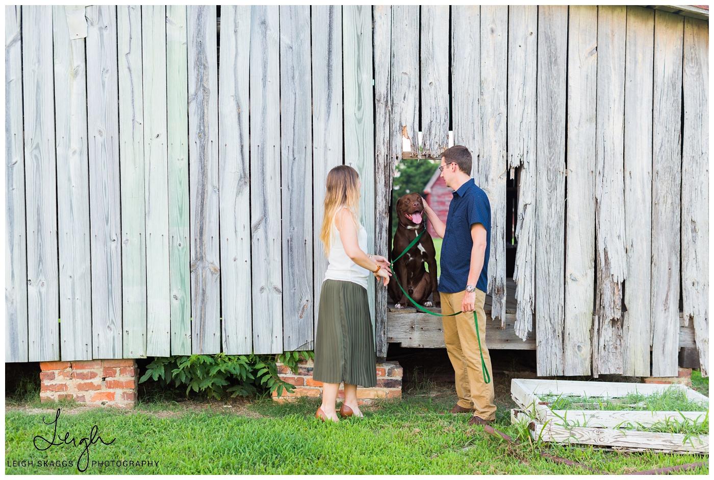 Anna & Andy | Windsor Castle Park Engagement