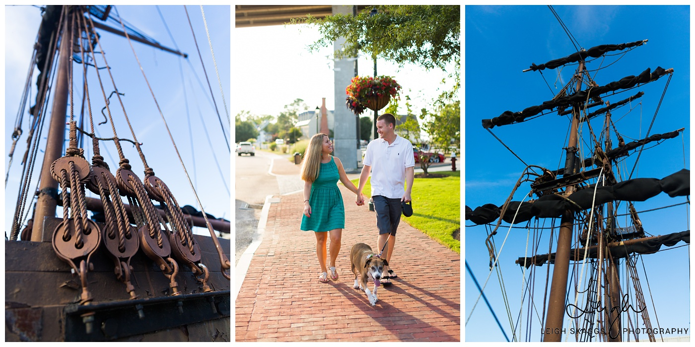 Bri & Chip | Riverwalk Landing Engagement
