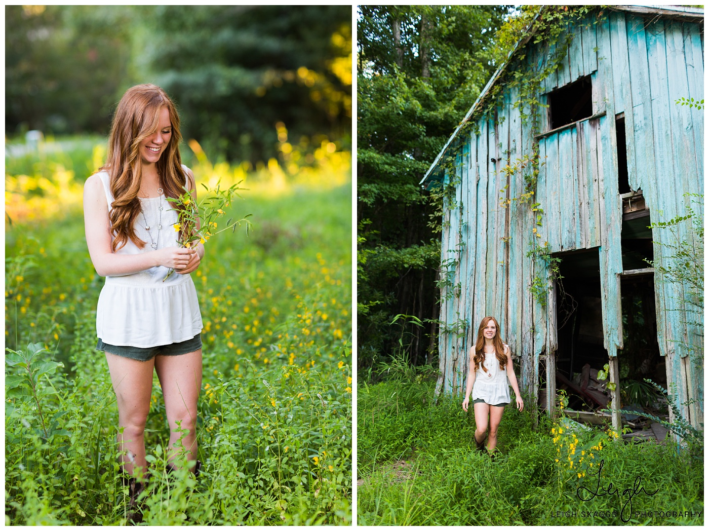 Savannah | Senior Portrait