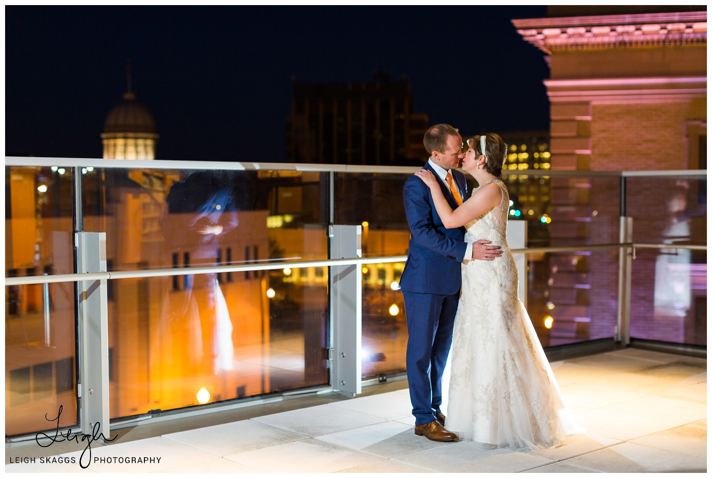Andi & David | Slover Library Wedding