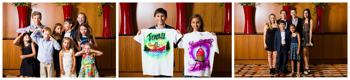 Jonahs Bar Mitzvah | Westin Town Center