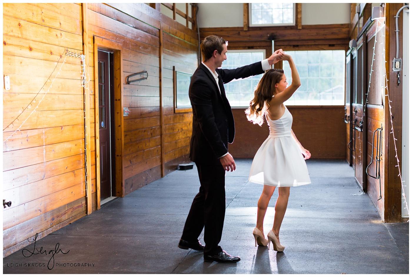Marisa & Kyle | Pungo Engagement