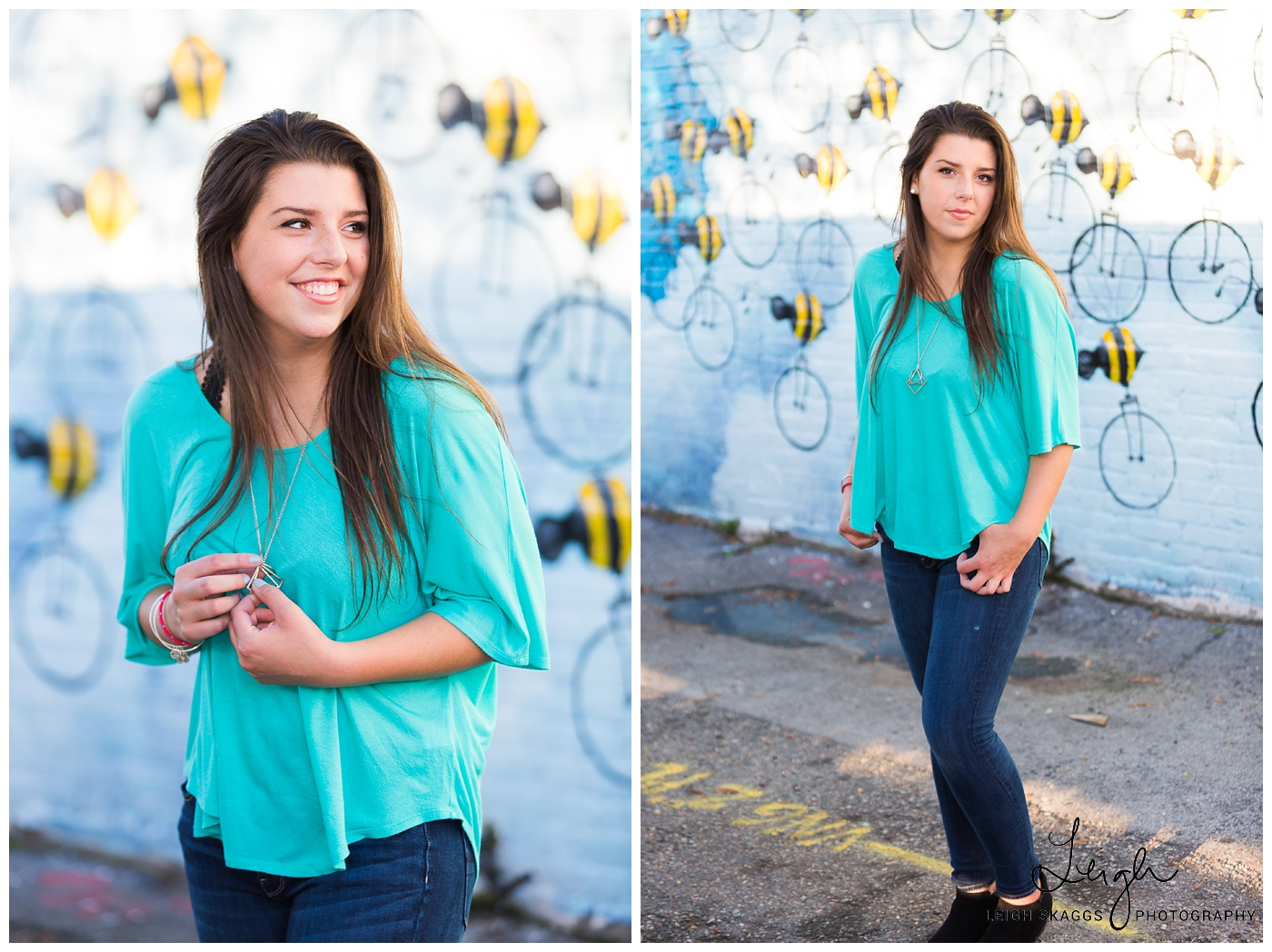 Emory is a Senior | Downtown Norfolk Senior session