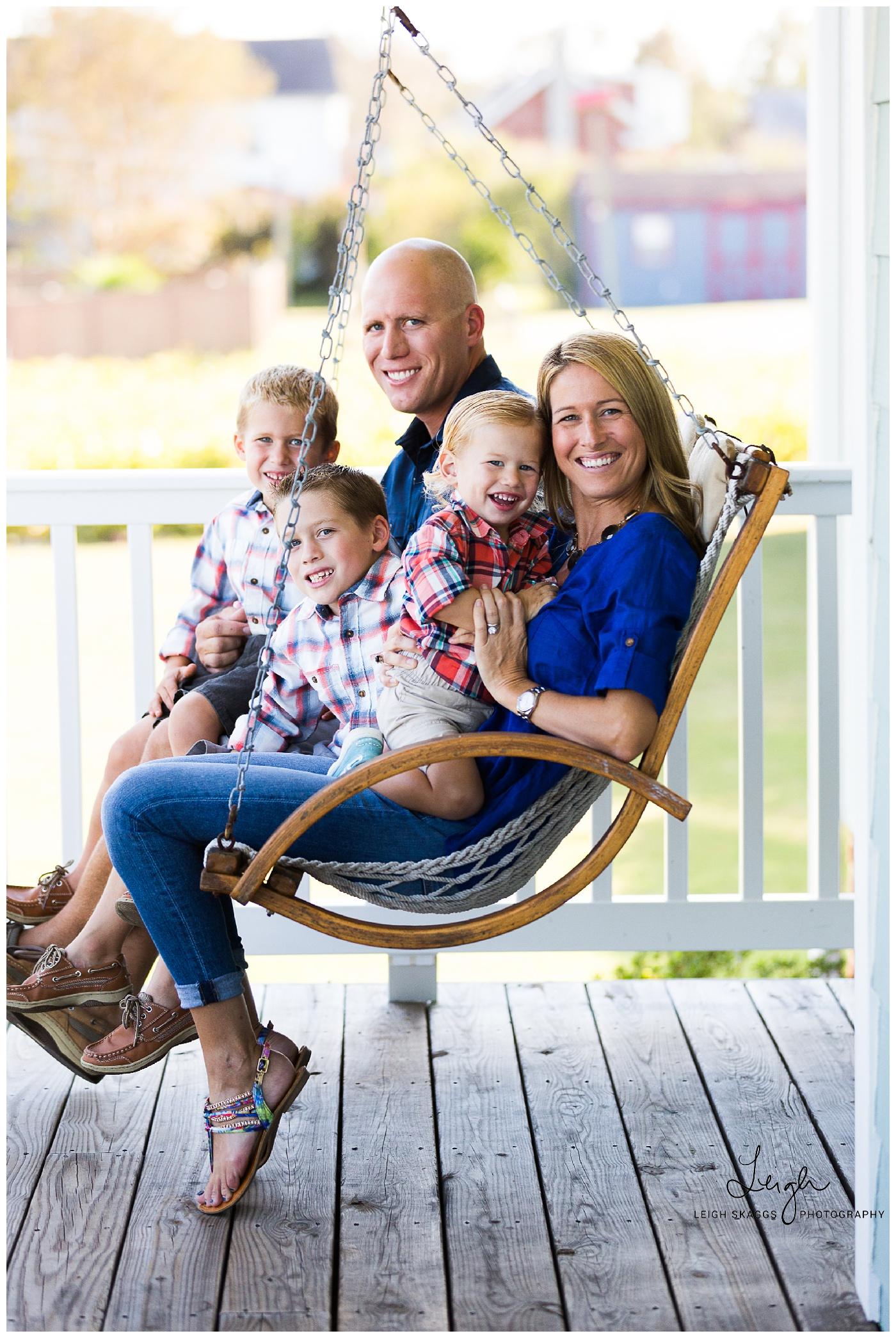The Davis Family | FUN Family Portrait session