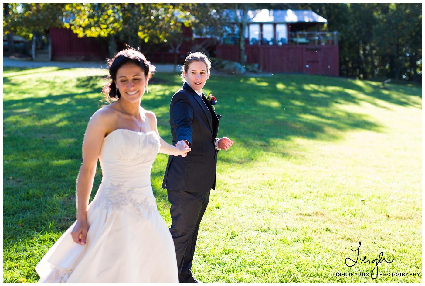 Kristen & Alex | Silver Hearth Lodge Wedding