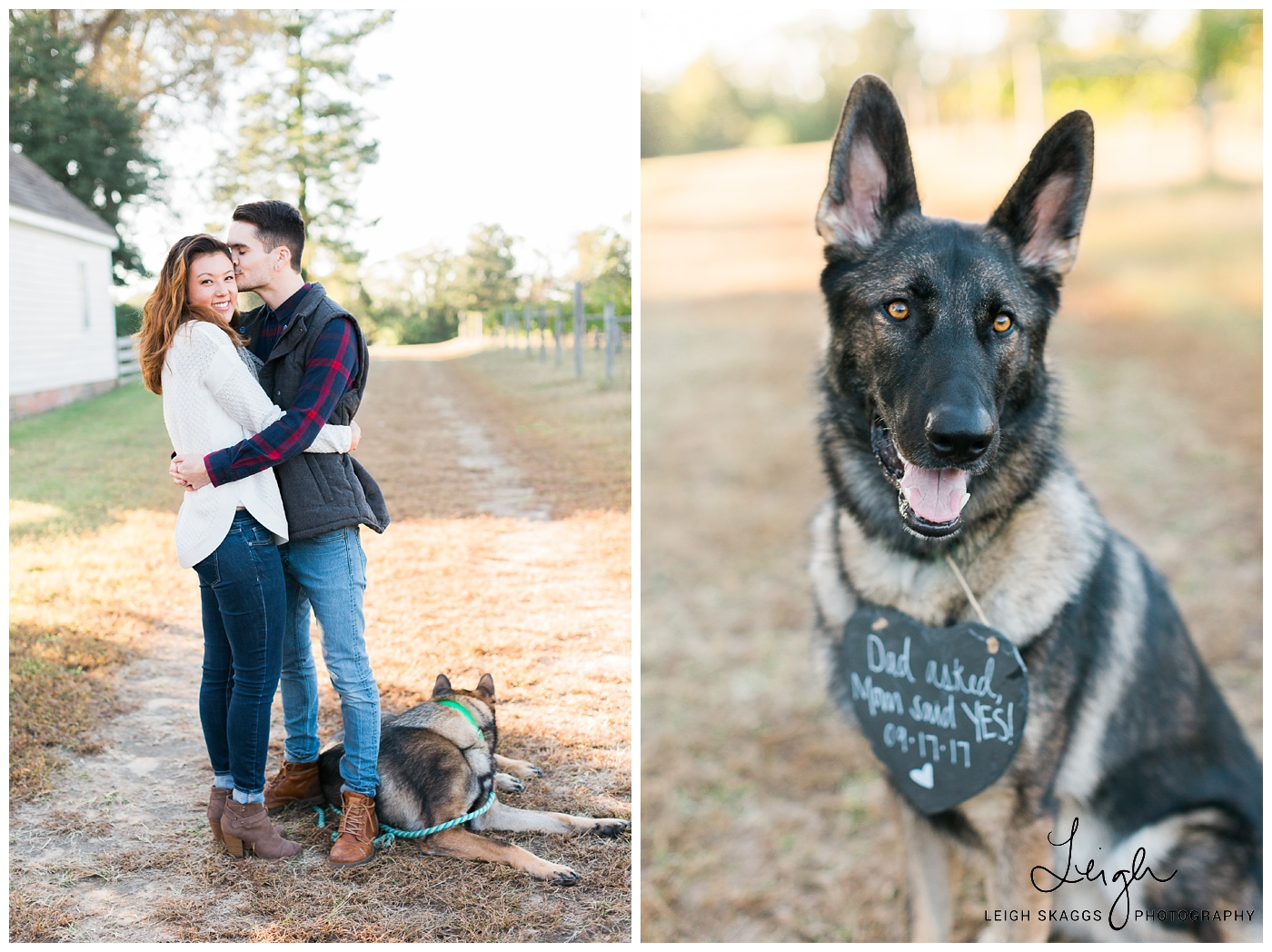 Melanie & Tyler | Windsor Castle Park Engagement session