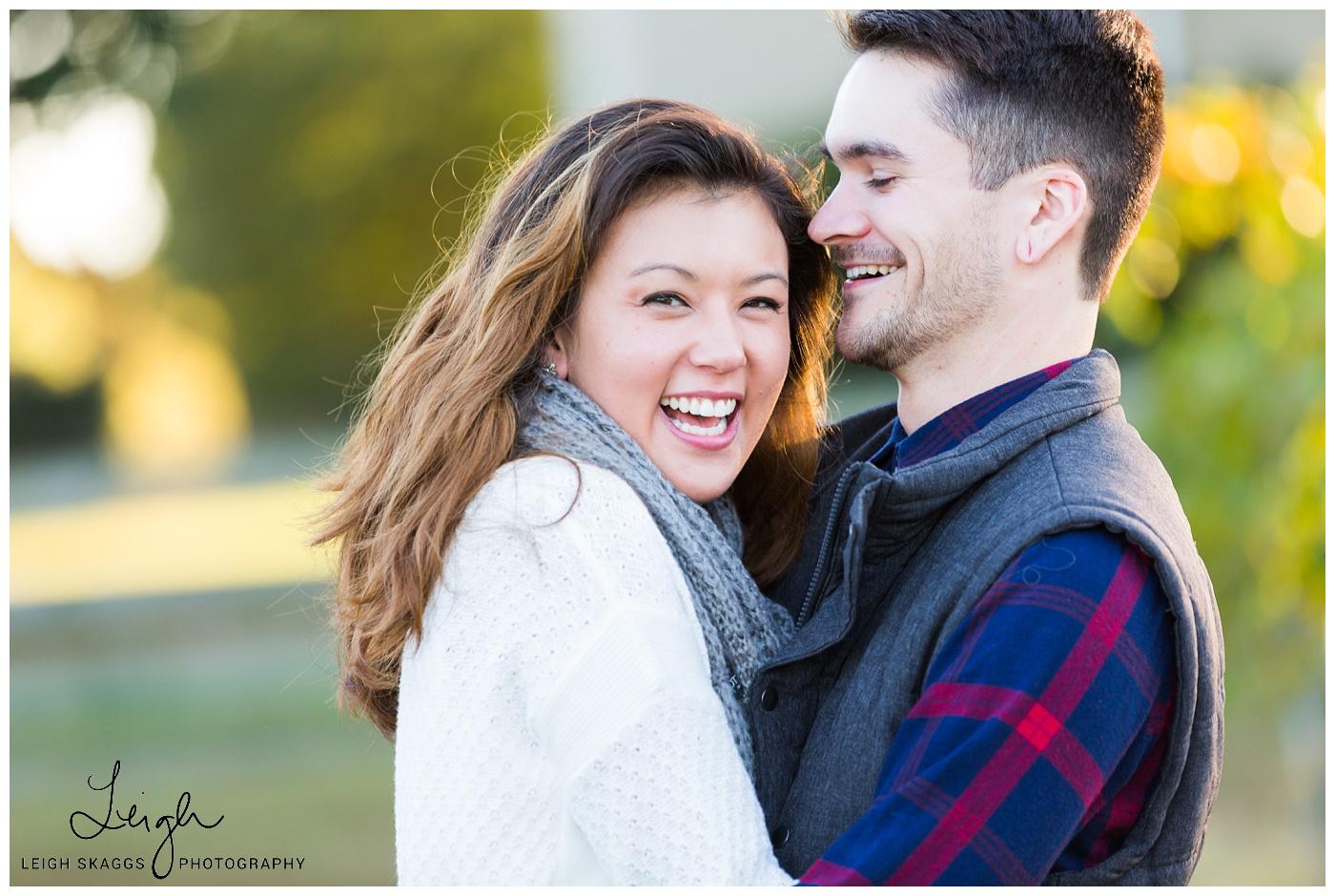 Melanie & Tyler   Windsor Castle Park Engagement session