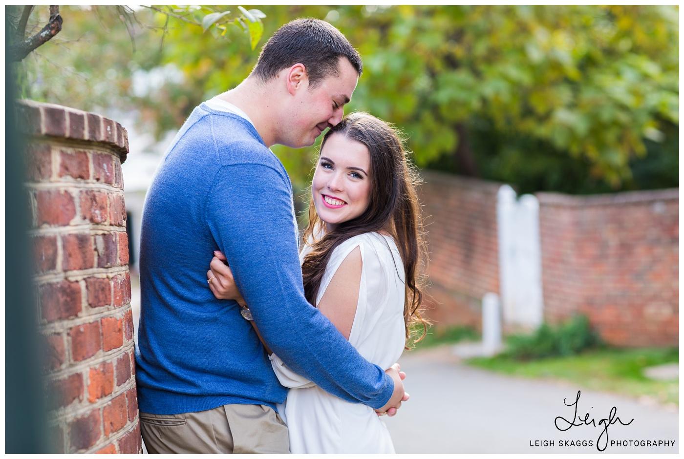 Katie & Tim | UVA Engagement Session