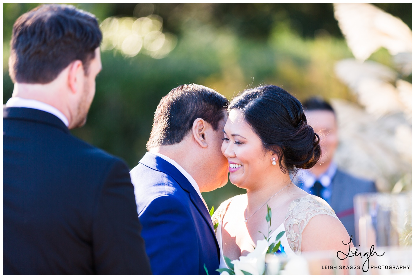 Alyson & Jared | Norfolk Botanical Garden Wedding