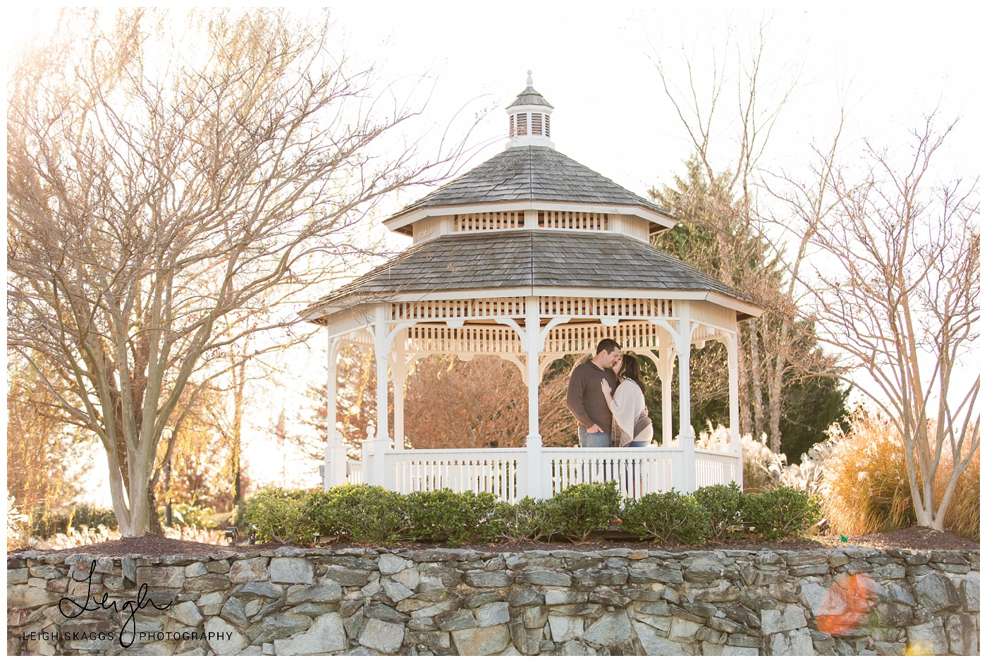 Brittney & Tim | Colonial Heritage Williamsburg Engagement session