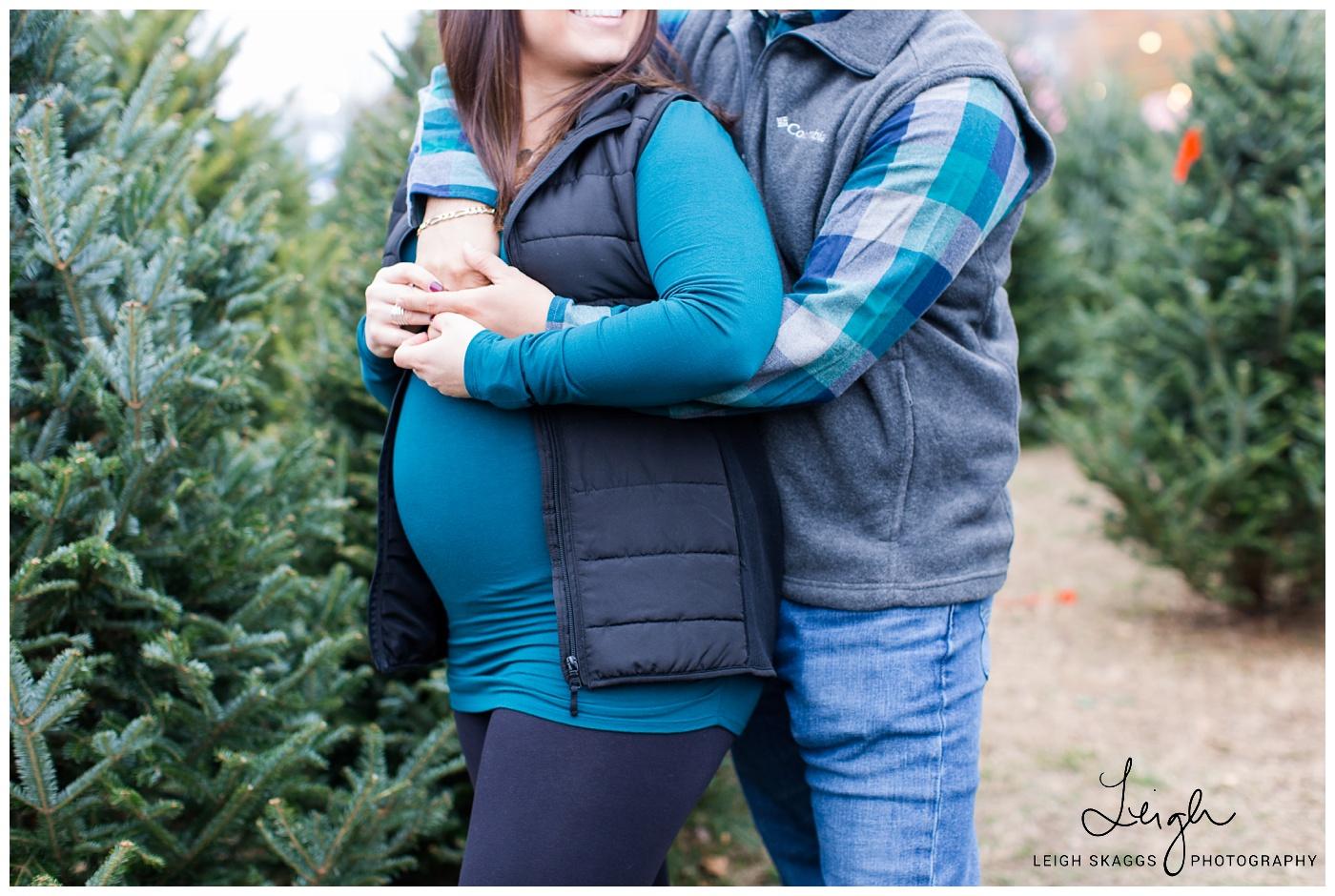 Krista Andy Are Having A Baby!! A Christmas Tree Farm  - Christmas Tree Farm In Virginia