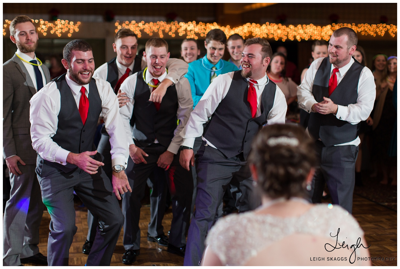 Ashley & Dan | A Shifting Sands Wedding