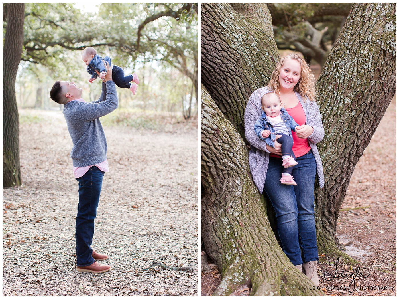 Beckie, Tyler & Keelie | Monkey Bottom Family Session