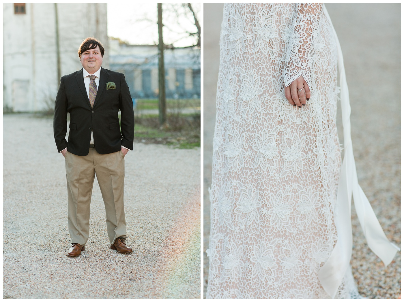 Allyce & Shane | Work Release Wedding