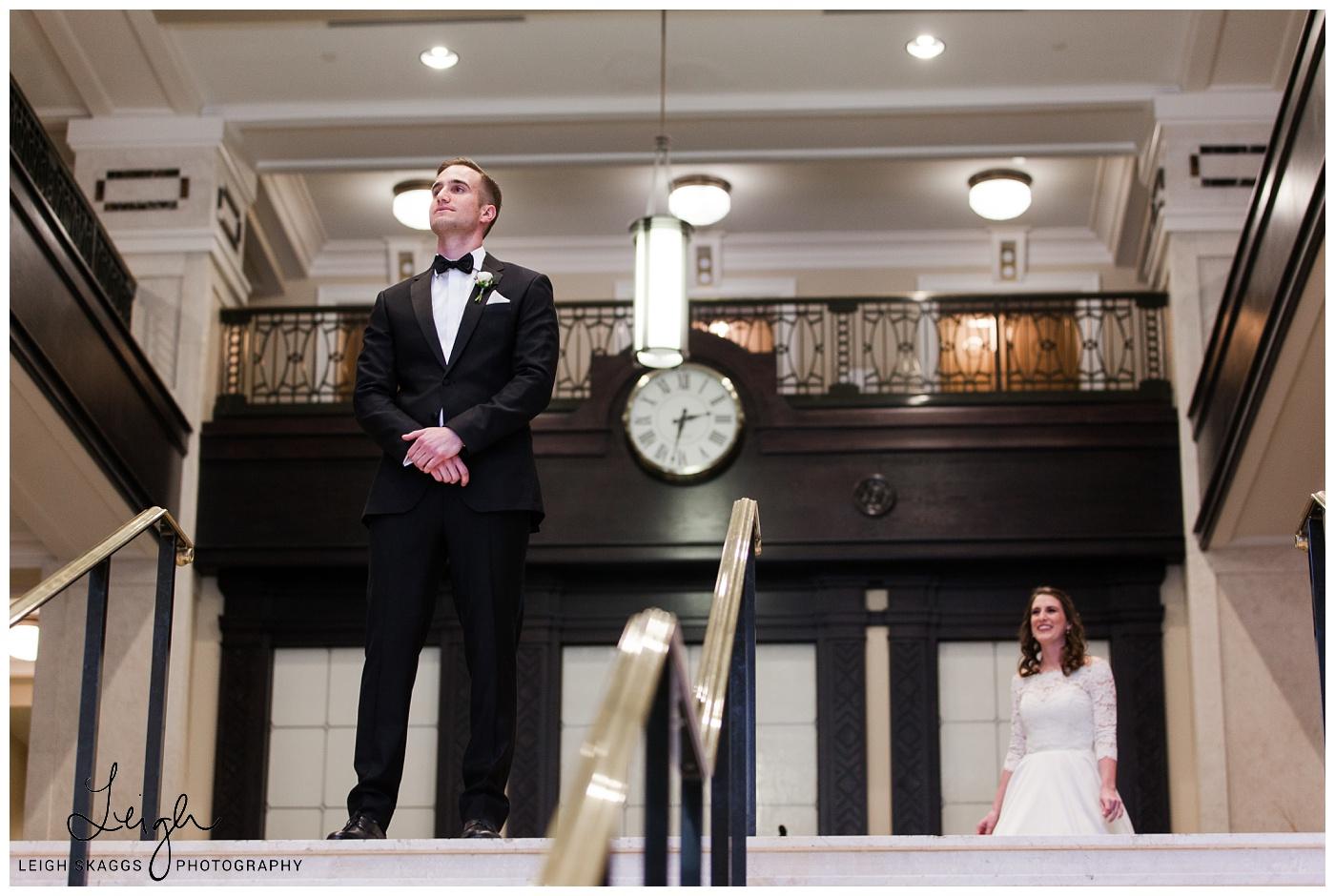 Kelsey & Nicholas | John Marshall Ballroom Wedding