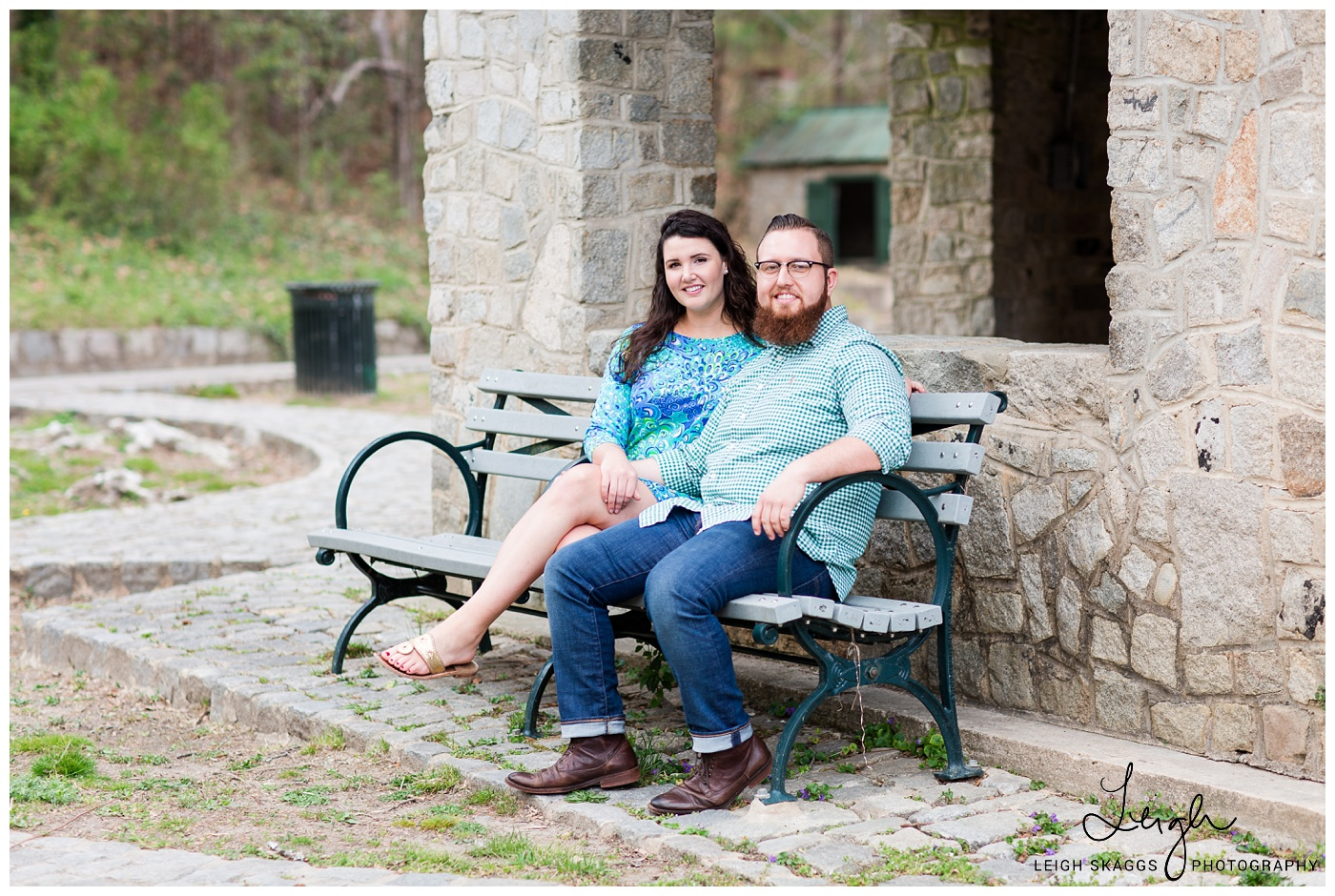 Erin & Lloyd | Forrest Hill Park Engagement session