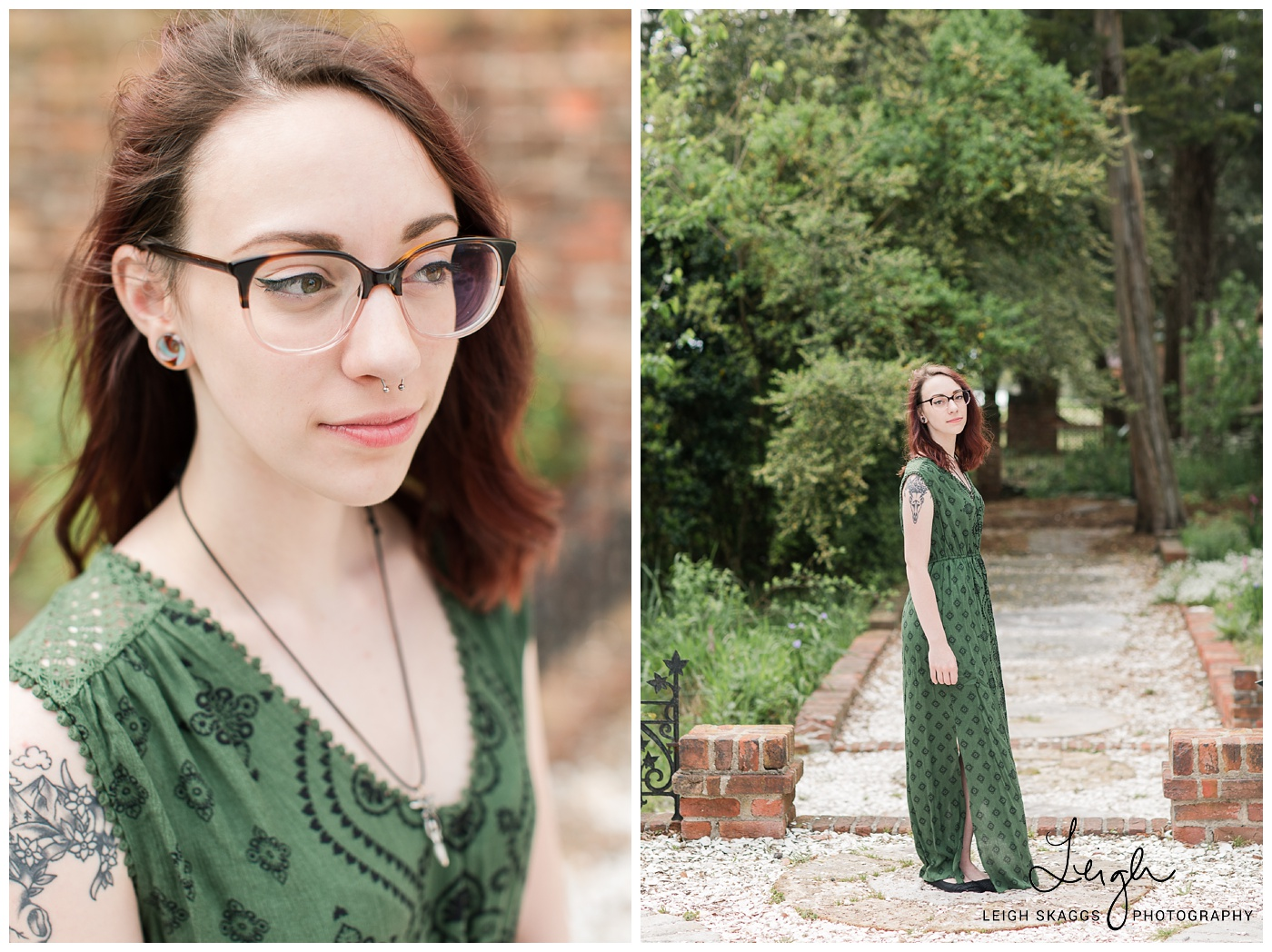 Anna is a Senior | Hermitage Senior Portrait Session