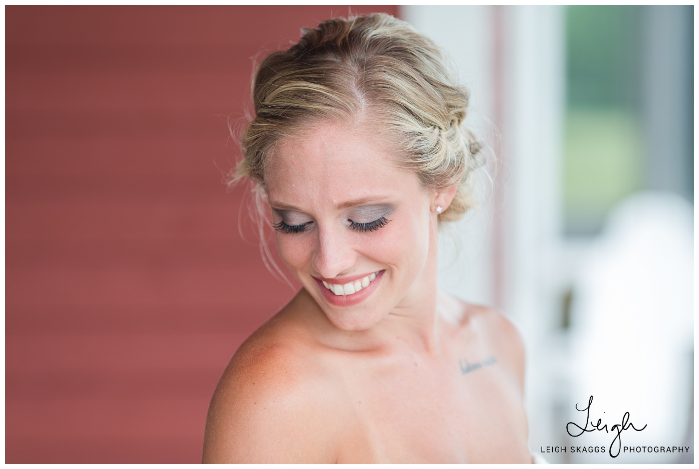 Katie & Adam | Oyster Farm at Kings Creek Wedding