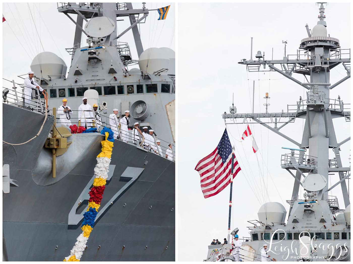 Cole Homecoming | Norfolk Naval Homecoming