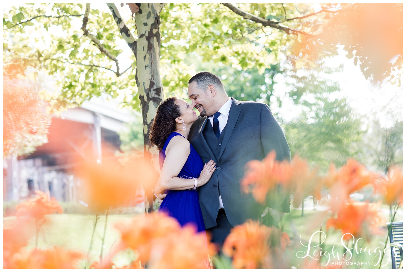 Valerie & Jose | Georgetown Engagement Session