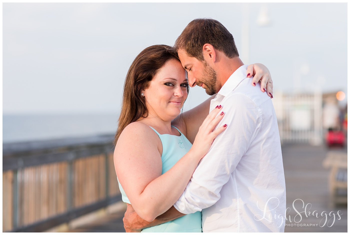 Katy & Jeff | Sandbridge Engagement session