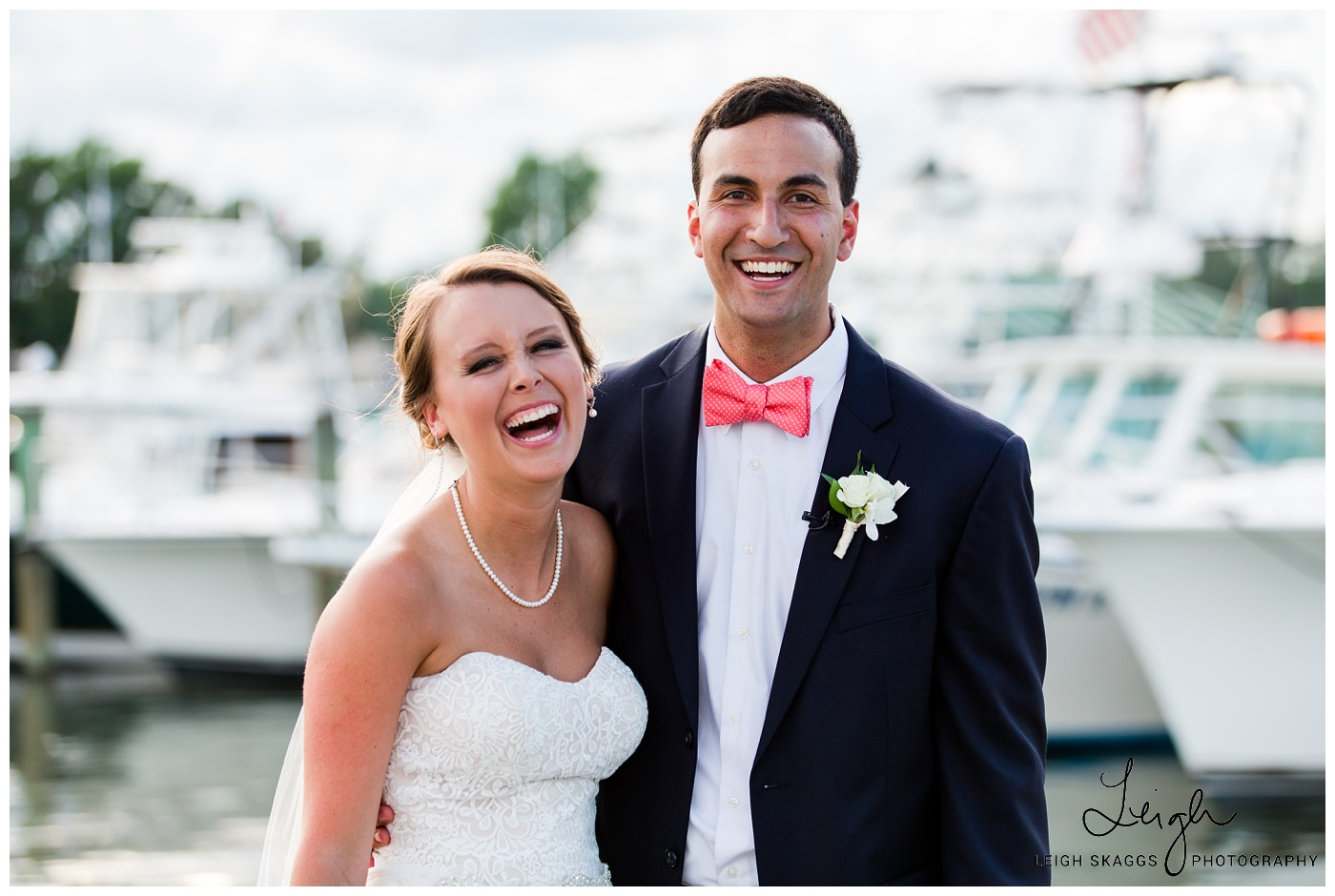Stephanie & Ryan | Water Table Wedding