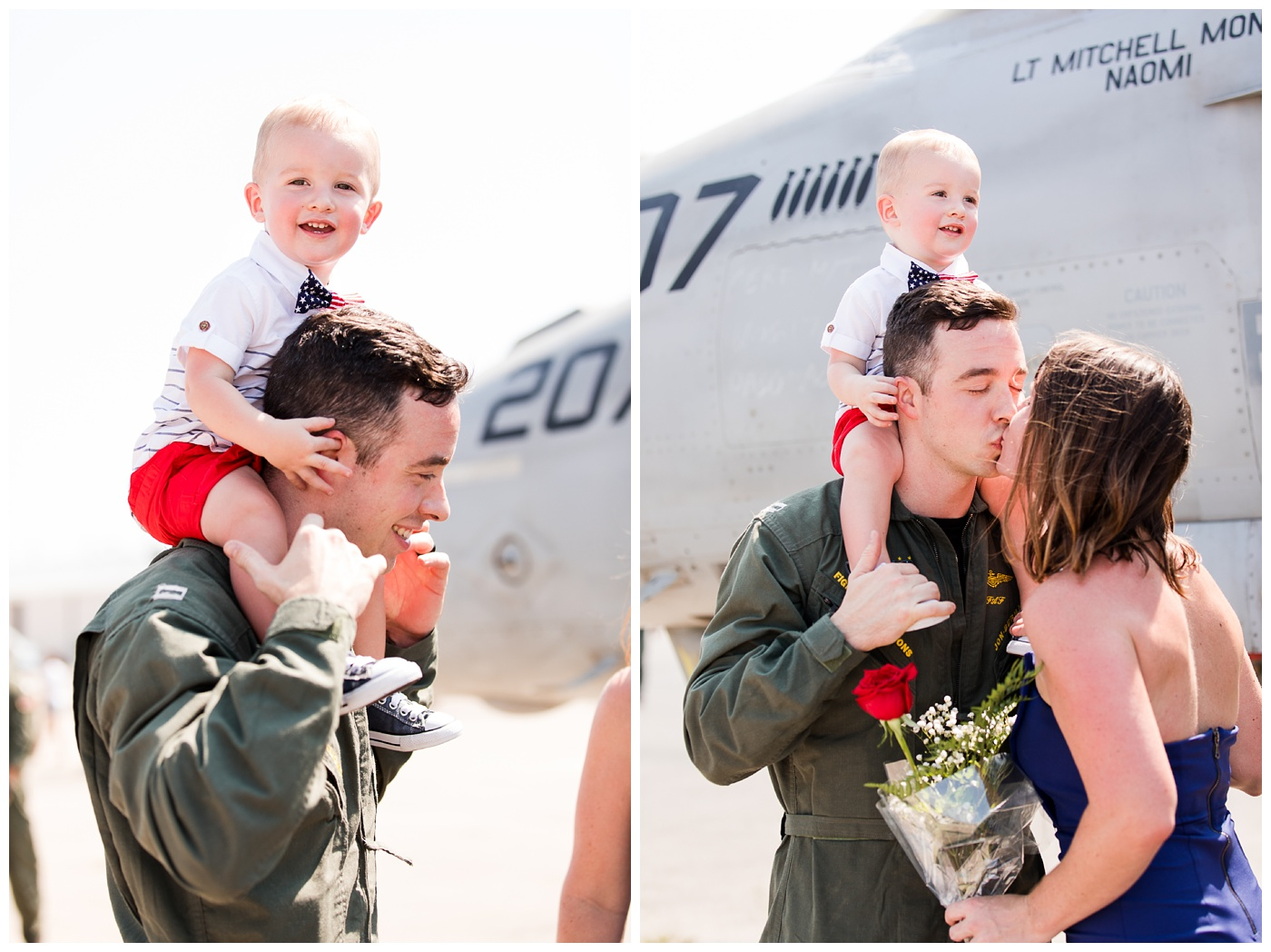 Welcome Home Blacklions | Navy Homecomings