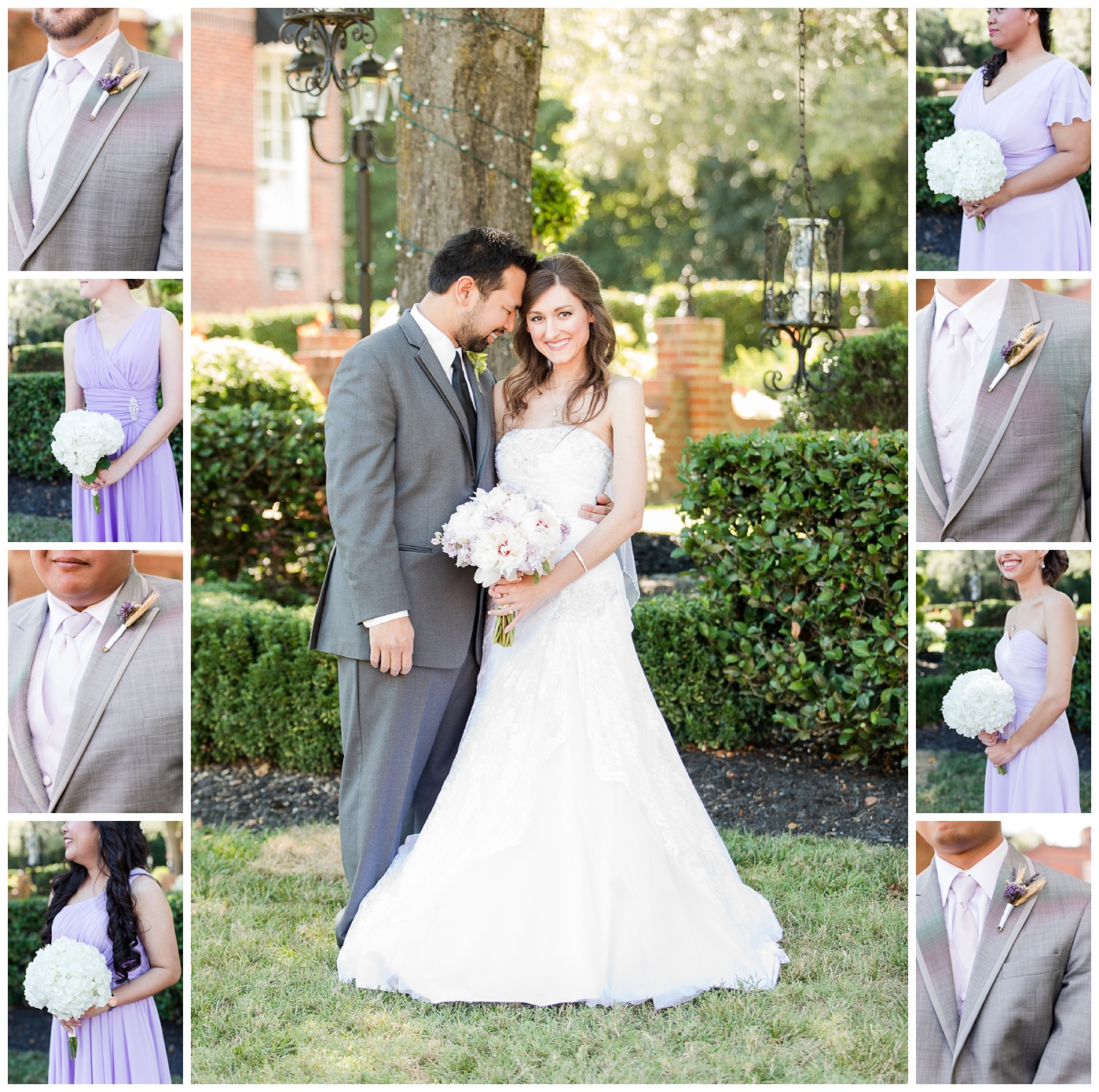 Jacky & David | Historic Mankin Mansion Wedding