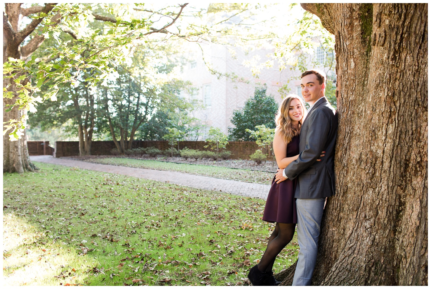 Maya & Ryan | Colonial Williamsburg Engagement Session