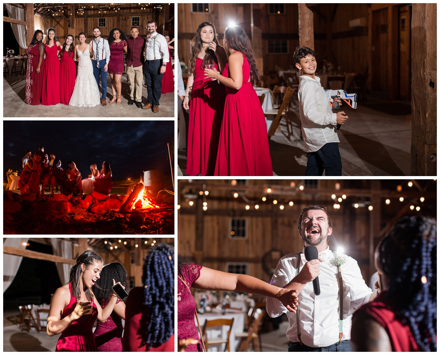 Melanie & Tyler | Big Spring Farm Wedding