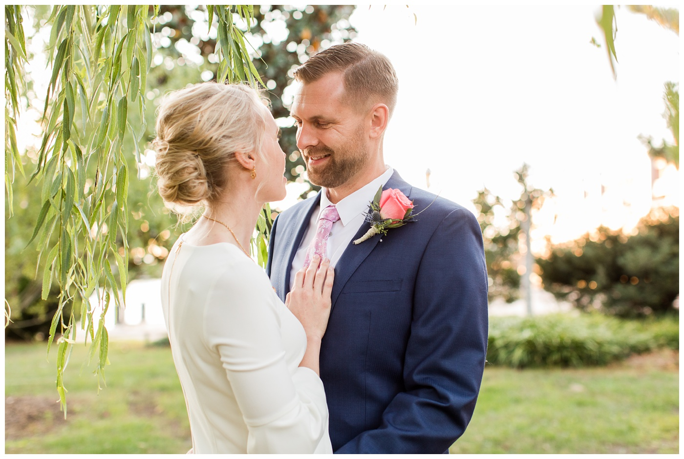 Tanja & J.C. | Norfolk Courthouse Wedding