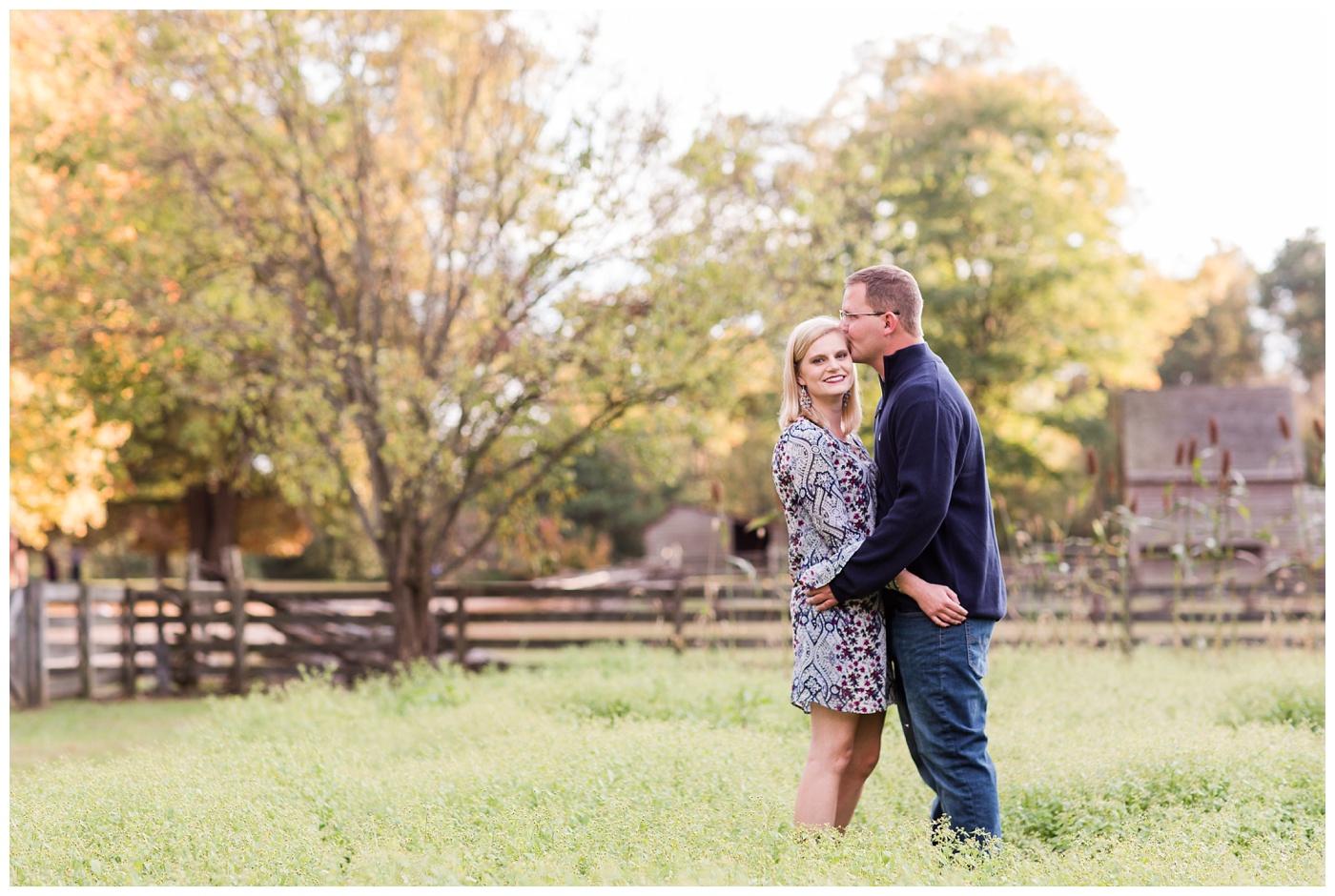 Natalie & Bobby | Meadow Farm Park Engagement session