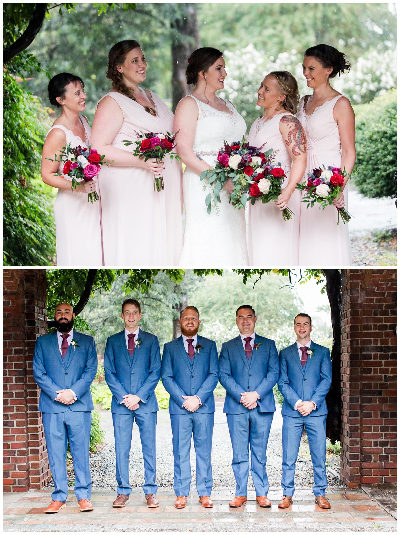 Meagan & Erik | Hermitage Museum & Garden Wedding