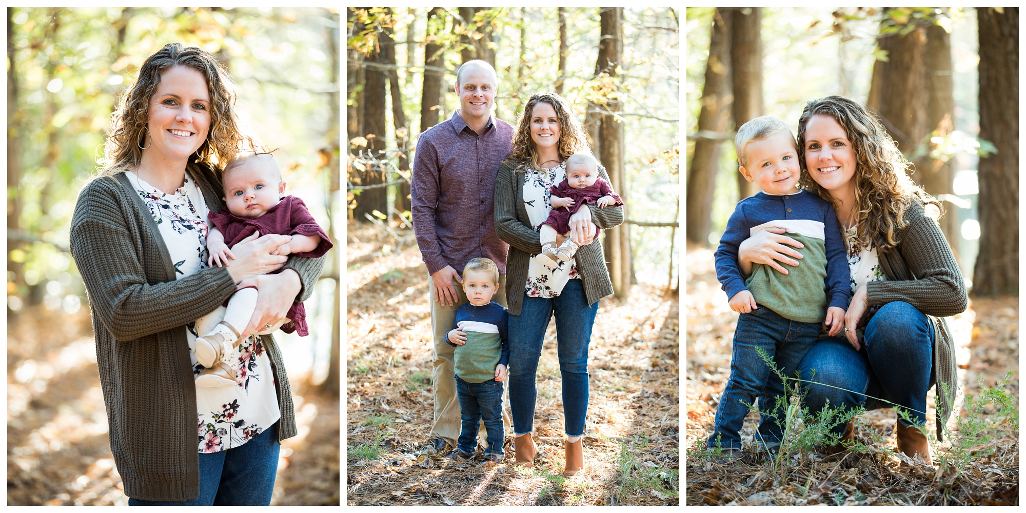 Coleman Family Portraits | Sandy Bottom Park