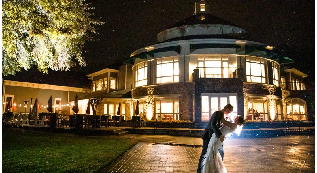 The Dominion Club in Richmond Virginia is amazing for fall weddings.